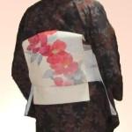 織りと染めの名古屋帯の違いと着こなし